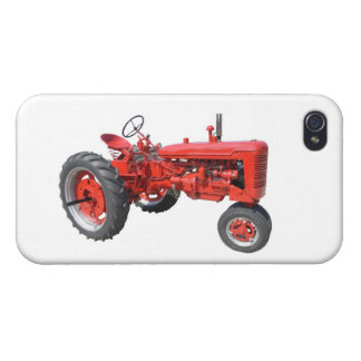 Love Those Old Red Tractors iPhone 4/4S Cover