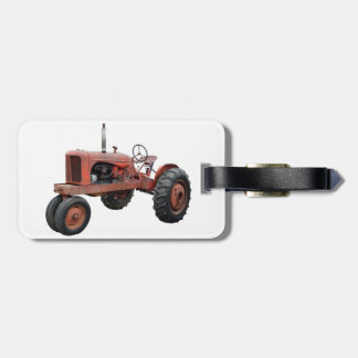 Love Those Old Rusty Tractors Bag Tag