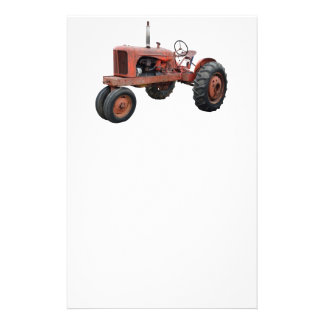 Love Those Old Rusty Tractors Flyer