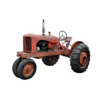 Love Those Old Rusty Tractors Statuette