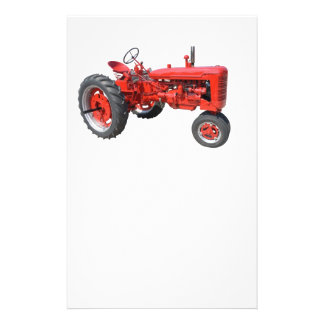 love those old tractors flyer