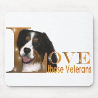 Love Those Veterans Mouse Pad