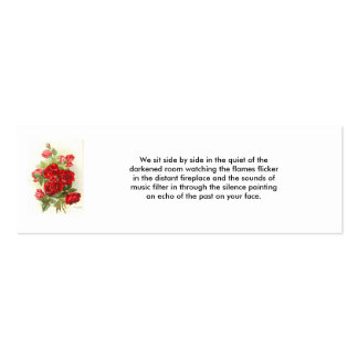 Love Thoughts - 3 Business Card