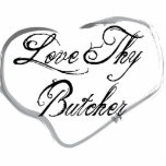 Love Thy Butcher Photo Cutouts