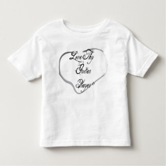 Love Thy Guitar Player T-shirt