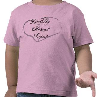 Love Thy Hazmat Expert Tee Shirt