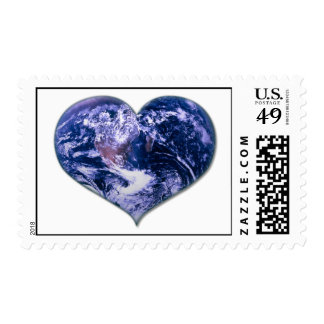 Love Thy Mother Postage Stamp