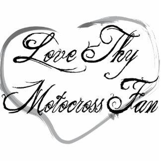 Love Thy Motocross Fan Cut Outs