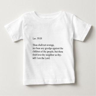 Love thy neighbor apparel shirt