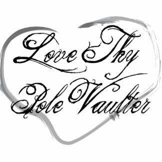 Love Thy Pole Vaulter Photo Sculptures