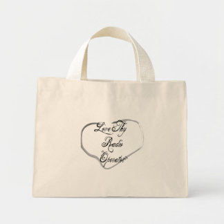 Love Thy Radio Operator Bag