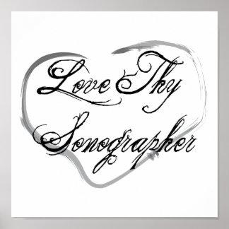 Love Thy Sonographer Poster