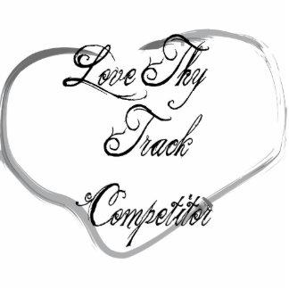 Love Thy Track Competitor Photo Cutouts