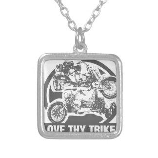 love thy trike - motorcycle jewelry