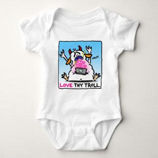 LOVE Thy TROLL. Infant Creeper