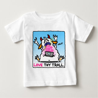LOVE Thy TROLL. Tee Shirts
