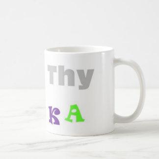 Love Thy Vodka Coffee Mug