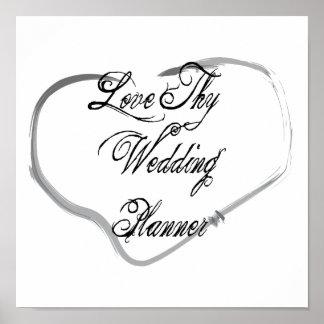 Love Thy Wedding Planner Poster