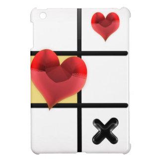 Love Tic Tac Toe Cover For The iPad Mini