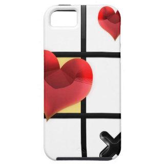 Love Tic Tac Toe iPhone SE/5/5s Case