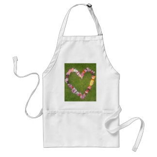 love to cook adult apron