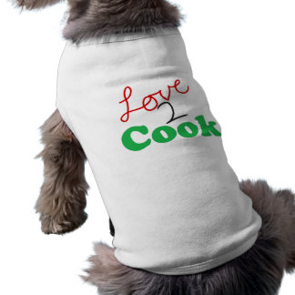 Love-to-Cook T-Shirt