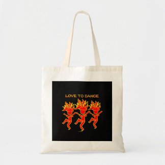 Love To Dance Bags
