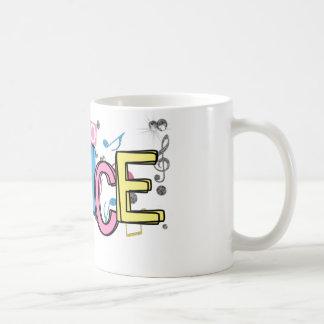 Love to Dance Coffee Mug