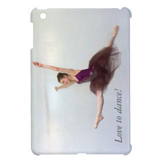 Love to dance! iPad mini cover