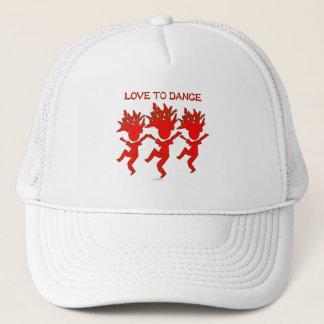 Love To Dance Trucker Hat