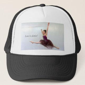 Love to dance! trucker hat