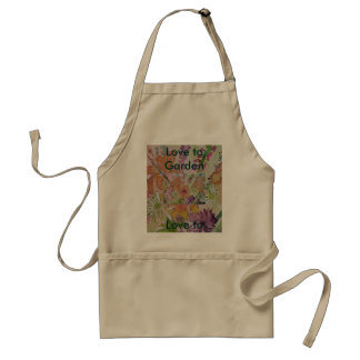 Love to Garden Adult Apron