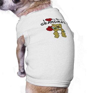 Love to Go to Grandma's Shirt