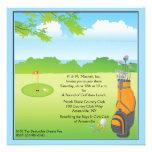Love to Golf Invitation