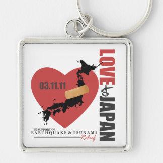 LOVE TO JAPAN KEYCHAIN