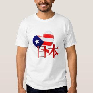 Love To Japan Shirts