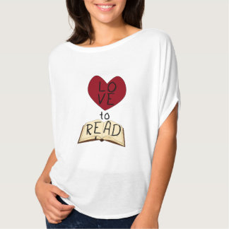 Love to Read T-shirt