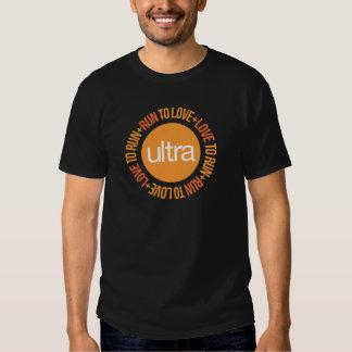 Love to Run, Run to Love Ultra T-Shirt