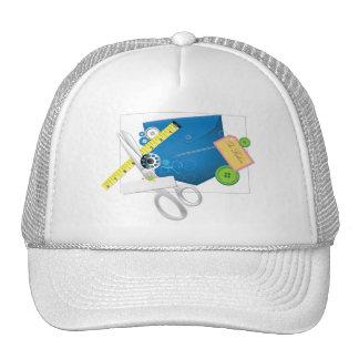 Love To Sew & Sew It Goes Trucker Hat