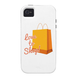Love To Shop iPhone 4/4S Covers