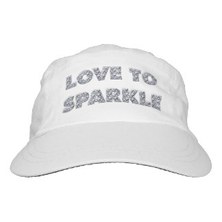 Love To Sparkle Hat
