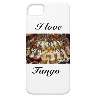 Love to Tango iPhone 5 Cases