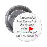 Love to Teach Dance Button(s)