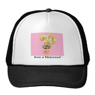 Love to the Nature Trucker Hat