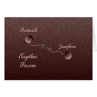 Love Together Forever Card