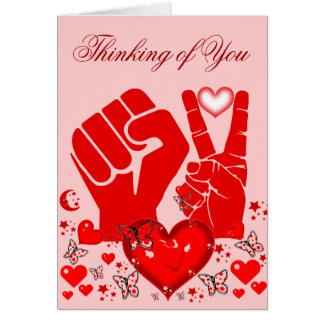 Love,Together We Can Make It!_ Card