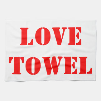 LOVE TOWELS