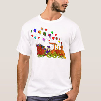 Love Train T-Shirt