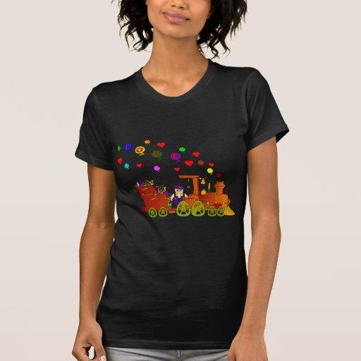 Love Train T-shirt