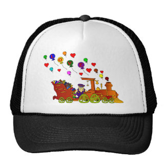 Love Train Trucker Hat